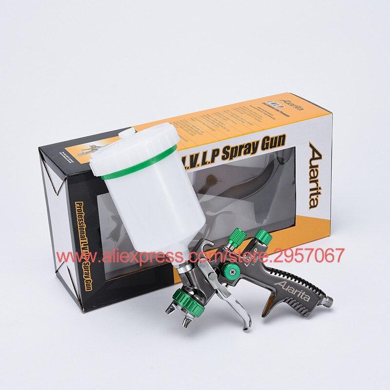Auarita Spray Gun L-898 LVLP Professional Airbrush Paint Spray Gun with 1.3mm nozzle 600cc cup